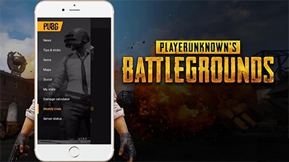 PUBG for iPhone