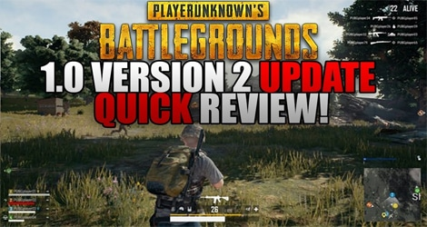 pubg patch notes
