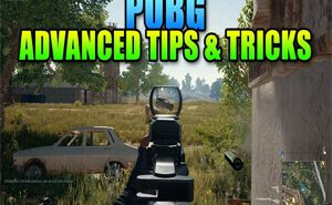 pubg advanced tips