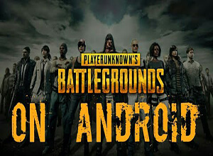 Start Playing with PUBG APK